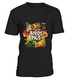 # Birds vs Pigs T-Shirt .  HOW TO ORDER:1. Select the style and color you want:2. Click Reserve it now3. Select size and quantity4. Enter shipping and billing information5. Done! Simple as that!TIPS: Buy 2 or more to save shipping cost!This is printable if you purchase only one piece. so dont worry, you will get yours.Guaranteed safe and secure checkout via:Paypal   VISA   MASTERCARDTag:  birds, birdseed, birdfeeder, bird silhouette, Birdwatching, bird nerd & geek,birding tee,bird watchers…