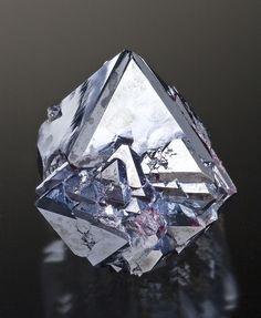 cuprite octohedra