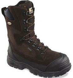 2872 Irish Setter Men's Snow Tracker Pac Boots - Brown