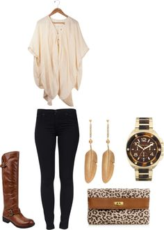 A Lazy Day, created by als5774 on Polyvore