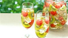 Wine Wednesday: Cool off with these luscious new spins on sangria