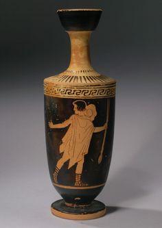Greek Vases: Attic Red Figure