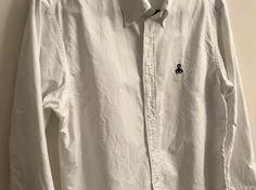 Pre-owned #Sophnet basic line oxford B.D shirt with scorpion embroidery. Great condition. Size large color white. Send me your offer. . . . . . . . #uniformexperiment #sophnetjp #fcrb #madeinjapan #supreme #stussy #bape #clot #nbhd #wtaps #undftd #kaws #originalfake #bapeforsale #visvim #bape4sale #supreme4sale #supremeforsale #fuctssdd #evisu #mastermindjapan #streetstyle #bedwin #wackomaria #whiz  #fragmentdesign #vanquishjp #bxhjp #headporterplus