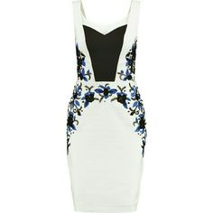 Embroidered midi dress Truly unique and stunning.  Perfect for the spring or summer!! NWT Sachin + Babi Dresses Midi