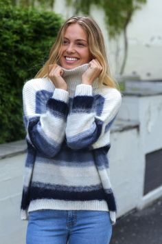 Lilou winter sweater.