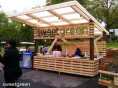 berlin outdoor booth food - Google Search