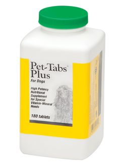 Pet Tabs Plus Advanced Formula Vitamin Supplement *** Check this awesome product by going to the link at the image.
