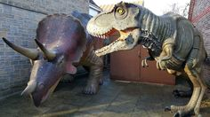 Entertaining Elliot: Going on a Dorset Dinosaur Adventure