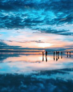 When a prehistoric lake runs dry you get this magical landscape . Learn more about Bolivias Salar de Uyuni  the largest salt flat in the world  on TripAdvisor!