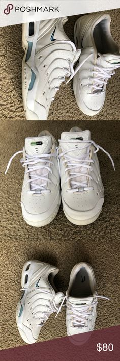 9b242337df4b7 Vintage Nike Zoom Air DRC (2002) Very clean with a lot of life left
