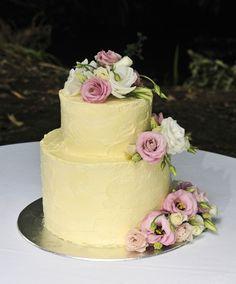 Gluten free vegan lemon raspberry cake For more gluten free