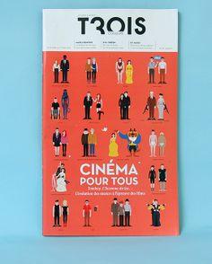 Trois Couleurs, Paris - Michael Arnold (a genius)