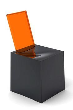 Miss Less chair - Philippe Starck - Kartell