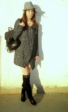 K Fashion Wardrobe: IT'S ALL ABOUT THE KNIT H&m Boots, Hipster, Bohemian, Knitting, Style, Fashion, Swag, Moda, Hipsters