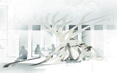 Original render of Rooted Parasite #ElizabethLevy #48105