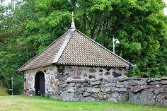Church in Nauvo Finland