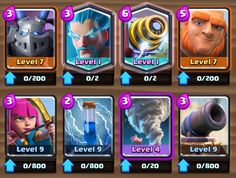 clash royale max level 5 legendary Here we have milestone as very first card in clash royale legendary Card will be hitting max Read More