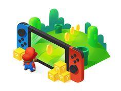 Mario Nintendo Switch Game