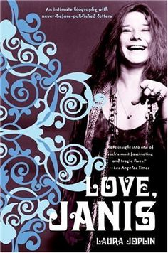 The Janis Joplin biography written by her sister Laura Joplin. It was really cool to see pictures and letters from Janis to her family and to get a real feel of the era.