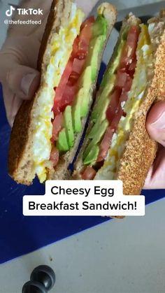 Fun Baking Recipes, Snack Recipes, Cooking Recipes, Healthy Breakfast Recipes, Healthy Snacks, Healthy Recipes, Yummy Snacks, Tasty Videos, Food Videos