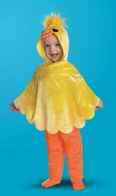 Little Chickadee Chicken Chick Toddler 12-18 Halloween Costume