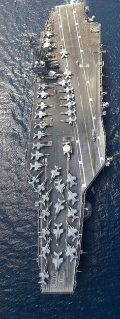 USS Dwight D. Eisenhower by ed j | by ingoval
