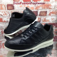 f5ae08d76f05 adidas Mens Porsche Design Trainers Black size 12 356 Sneakers US 12.5 EU  47 1