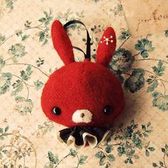 fabric bunny