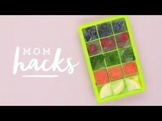 Mom Hacks - Ice Cube Tray - YouTube
