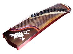 The Guzheng, a 21 string zither, is a classical Chinese instrument important in traditional Chinese music. Sound Of Music, I Love Music, Music Music, Transverse Flute, Old Musical Instruments, Pulsar, Music Therapy, Ancient China, World Music