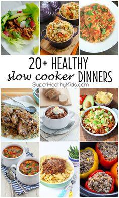 FOOD - 20+ Healthy S