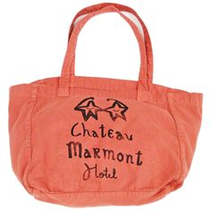 Bobo Choses Chateau Marmont bag at Babesta #bobochoses #coolkids #kidsfashion http://www.babesta.com/Bobo-Choses/