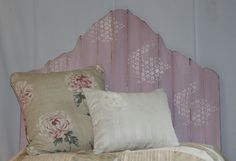 Pink headboard R800 for one  R1500 for two order at craftiladies@gmail.com
