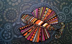 Ninho de Peixe Voador - by Cadumen