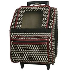 Special Offers - Petote Rio Pet Carrier Bag on Wheels Rouge - In stock & Free Shipping. You can save more money! Check It (August 18 2016 at 12:44PM) >> http://dogcollarusa.net/petote-rio-pet-carrier-bag-on-wheels-rouge/