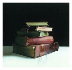 Buy Judging a Book by its Cover I - art print by artist Jane Cruickshank