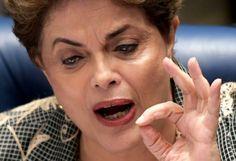 """Dilma Rousseff convocou o Senado a votar contra seu impeachment e impedir """"um golpe de Estado"""" no país, antes da votação que provavelmente tirará a esquerda do poder no Brasil."""