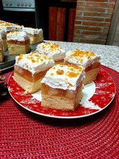 Almás habos Weight Watchers Desserts, Izu, Food, Essen, Meals, Yemek, Eten