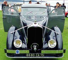 Best of Show Winner 2011 1934 Avion Voisin C-25 Aerodyne #cars #Concours