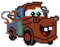 Disney cars diy perler beads 64 Ideas for 2019 The Effective Pictures We Offer You About cars mercedes A quality picture can tell you many things. Perler Bead Designs, Pearler Bead Patterns, Diy Perler Beads, Perler Patterns, Pearler Beads, Fuse Beads, Disney Cars, Disney Diy, Hama Mini