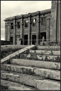 Castleboro Ruins by Liz Wildes