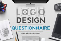 Logo design questionnaire by Graphicsegg on Creative Market