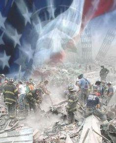 Tomorrow's Memories: PATRIOT'S DAY - 10 Year Anniversary of 9-11-2001