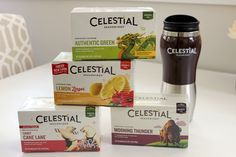 Loving the new @celestialtea packaging! Click through to learn more about what they changed + enter my giveaway for a tea gift pack!   #CelestialTea #sponsored