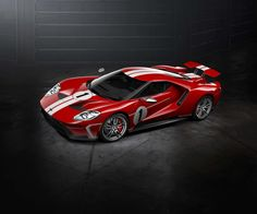 2017 Ford GT '67 Heritage Edition