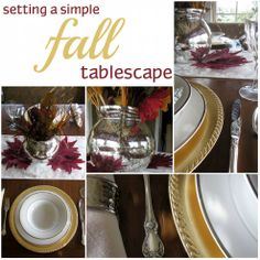 Hometalk :: Harvest Tablescape Projects :: Rebecca E. Parsons's clipboard on Hometalk