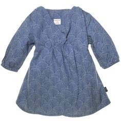 Baby Pyret Blooming Tiered Tunic Polarn O