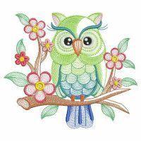 Owl Branch 2