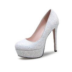 Fashion Lady high heel shoes/Stiletto platform shoes-C Foot length=23.8CM(9.4Inch)