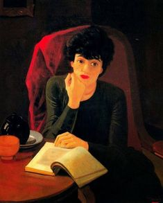 Andre Derain, The Cup of Tea, 1935